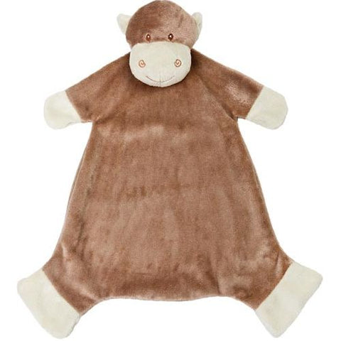 Suki Jungle Friends Mojo Monkey Baby Blankie