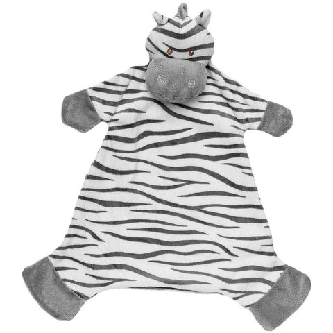 Suki Jungle Friends Zooma Zebra Baby Blankie