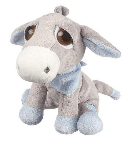 Suki Li'l Peepers Plush Pablo Blue Musical Donkey