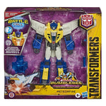 TRANSFORMERS Battle Call Trooper Class METEORFIRE Action Figure