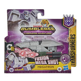 TRANSFORMERS Bumblebee Cyberverse Adventures 1-Step Changer MEGATRON