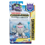 TRANSFORMERS Bumblebee Cyberverse Adventures Warrior Class GNAW Action Figure