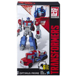 TRANSFORMERS Cyber Commander Series OPTIMUS PRIME Action Figure