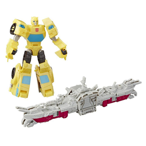 TRANSFORMERS Cyberverse Spark Armor Bumblebee Action Figure
