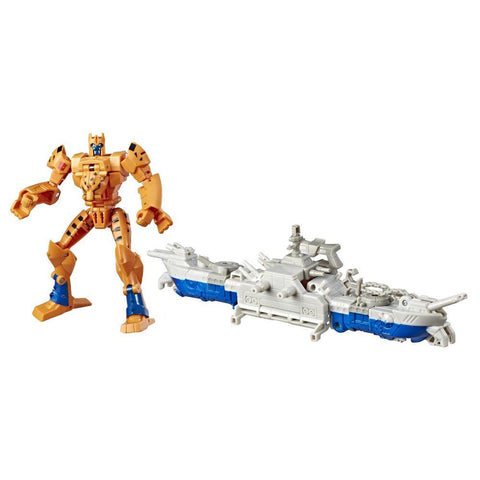 TRANSFORMERS Cyberverse Spark Armor Cheetor Action Figure
