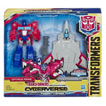 TRANSFORMERS Cyberverse Spark Armor Optimus Prime Action Figure