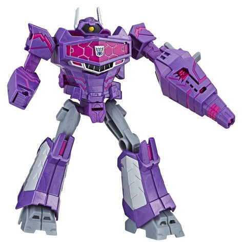 TRANSFORMERS Cyberverse Ultra Class Decepticon Shockwave Action Figure