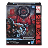 TRANSFORMERS Series 55 Leader Class CONSTRUCTICON SCAVENGER Action Figure
