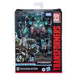 TRANSFORMERS Studio Series 58 Deluxe Class Roadbuster Action Figure