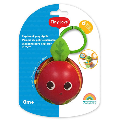 Tiny Love Explore & Play Apple Baby Toy