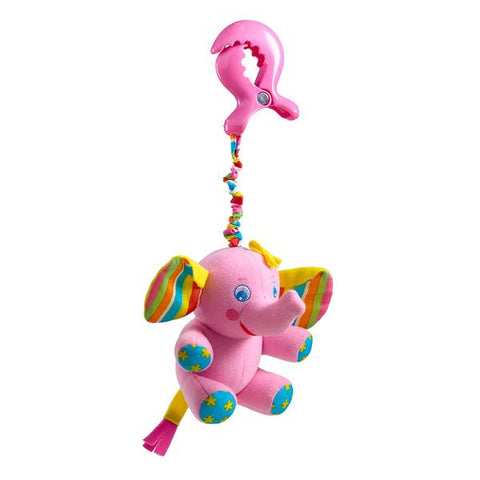 Tiny Love Tiny Smarts Elsie Elephant Baby Toy