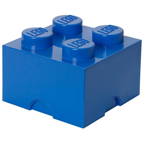 LEGO® 4-stud Blue Storage Brick