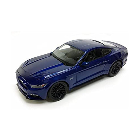 MAISTO 1:24 Scale Die-Cast Special Edition 2015 Ford Mustang GT Blue