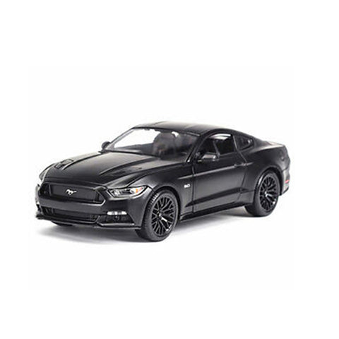MAISTO 1:24 Scale Die-Cast Special Edition 2015 Ford Mustang GT Grey