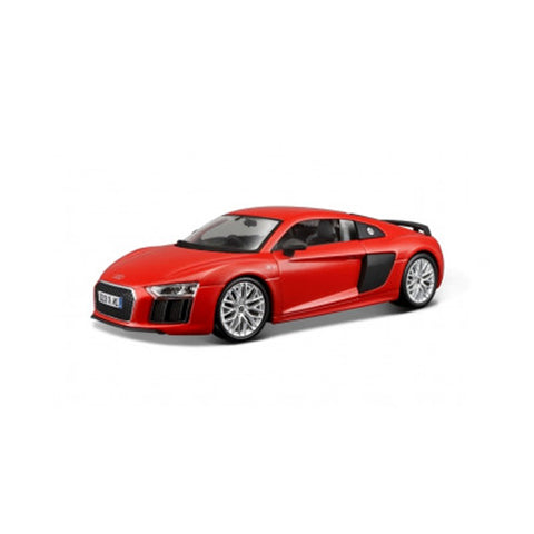 MAISTO 1:24 Scale Die-Cast Special Edition Audi R8 V10 Plus in Red