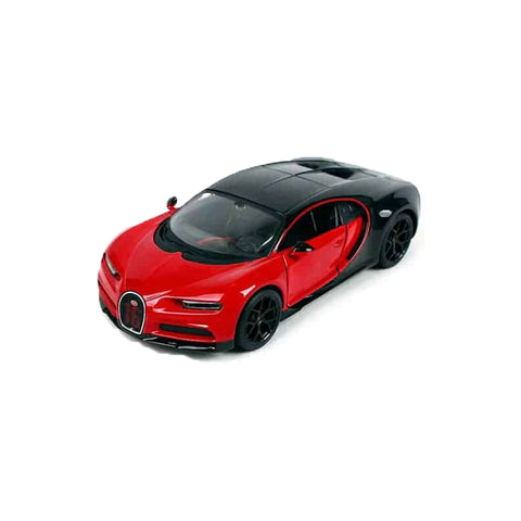 MAISTO 1:24 Scale Die-Cast Special Edition Bugatti Chiron Sport in Red