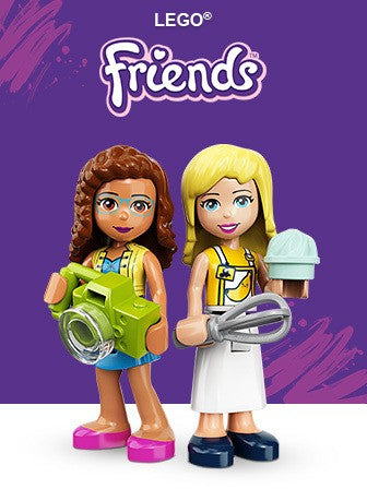 Add 3 or more LEGO FRIENDS sets with a minimum value of R500 and SAVE!