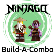 Add 3 or more LEGO NINJAGO sets with a minimum value of R1000 and SAVE!