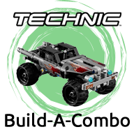 Add 3 or more LEGO TECHNIC sets with a minimum value of R2000 and SAVE!
