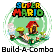 Add 3 or more LEGO SUPER MARIO sets with a minimum value of R500 & SAVE!