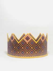 💫 Gold Star Designs ✨ Crown 👑