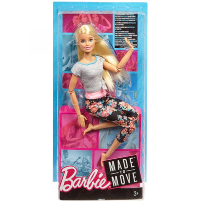 Barbie Made to Move - Blonda