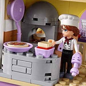 LEGO Friends -  Heartlake City Restaurant - cod 41379