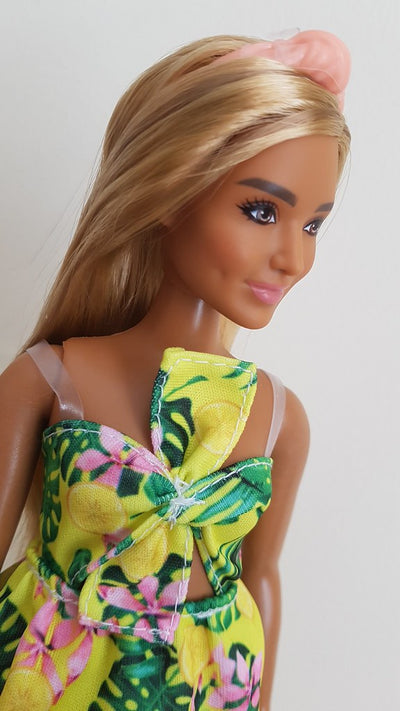 BARBIE FASHIONISTAS - Model 126