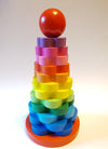Turn Maxi din lemn Rainbow Tower