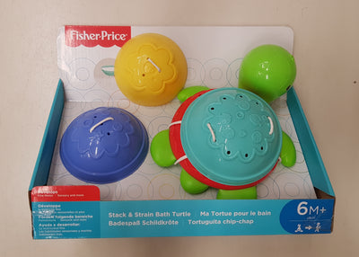 Fisher Price - Broscuta testoasa