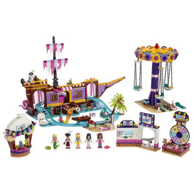 LEGO Friends - Debarcaderul cu distractii din Heartlake City - cod 41375