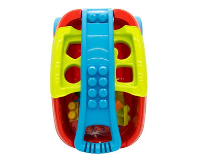 Vagon de tras Mega Bloks Fisher Price