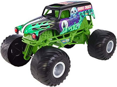 Hot Wheels Monster Jam - GRAVE DIGGER