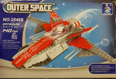 Set constructii - Ausini Outerspace Fighter Ship