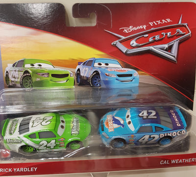 Cars 3 - Rick Yardley si Cal Weathers