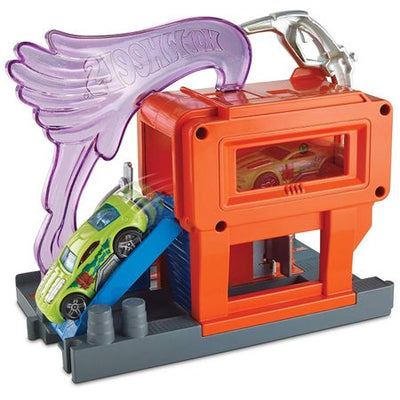 Hot Wheels City - Statie Peco