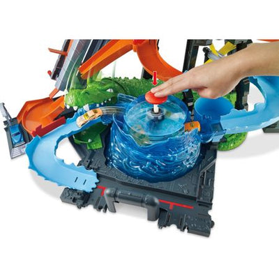 Hot Wheels - Ultimate Gator Car Wash