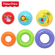 Fisher Price - Rainbow Stacked Ball