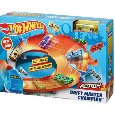 Hot Wheels - Pista Drift Master Champion