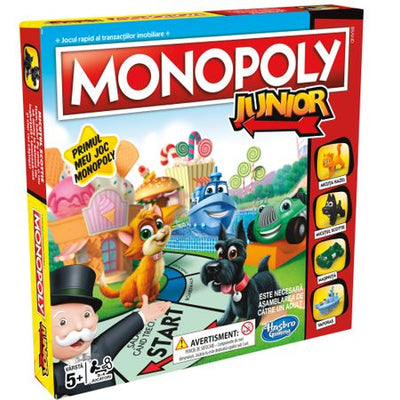 Monopoly Junior RO