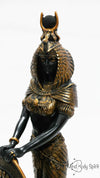 Isis, fertility, magic, isis statue, witch