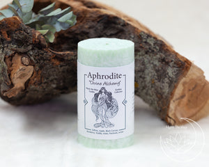 Aphrodite Candle: Goddess Collection