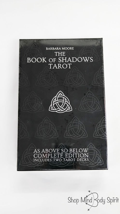 Book of Shadows by Barbara Moore