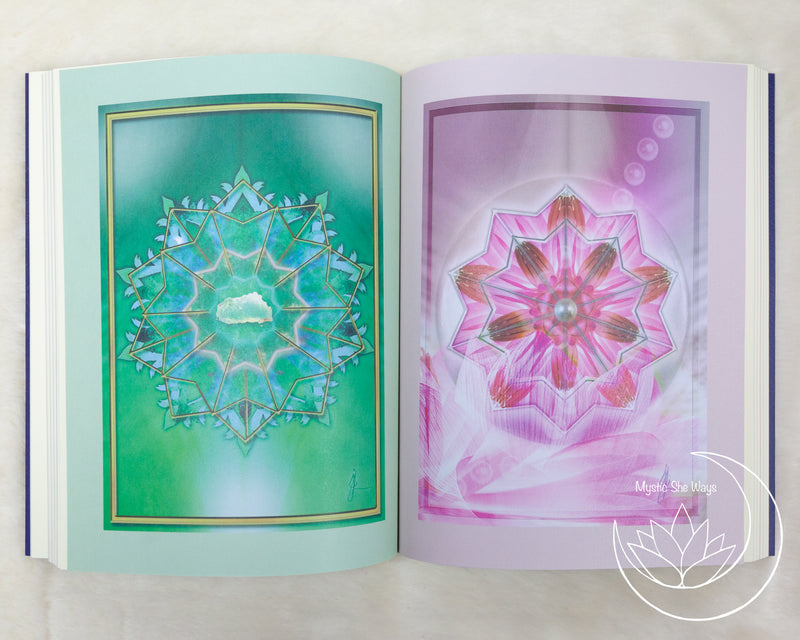 Crystal Mandala Journal
