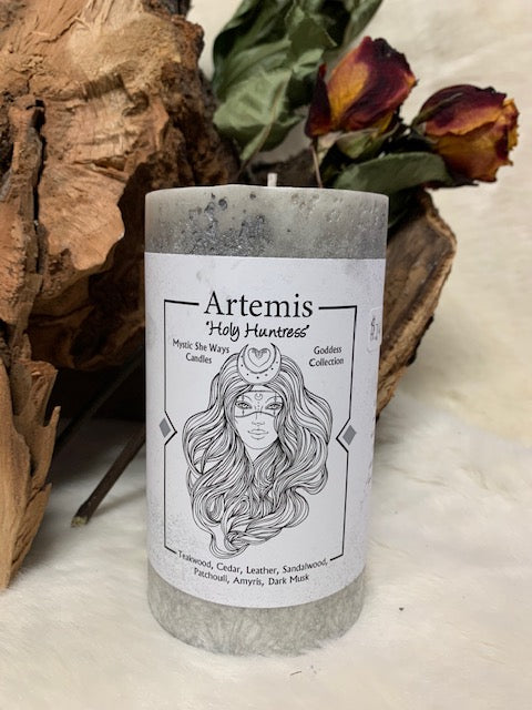 Artemis Candle: Goddess Collection