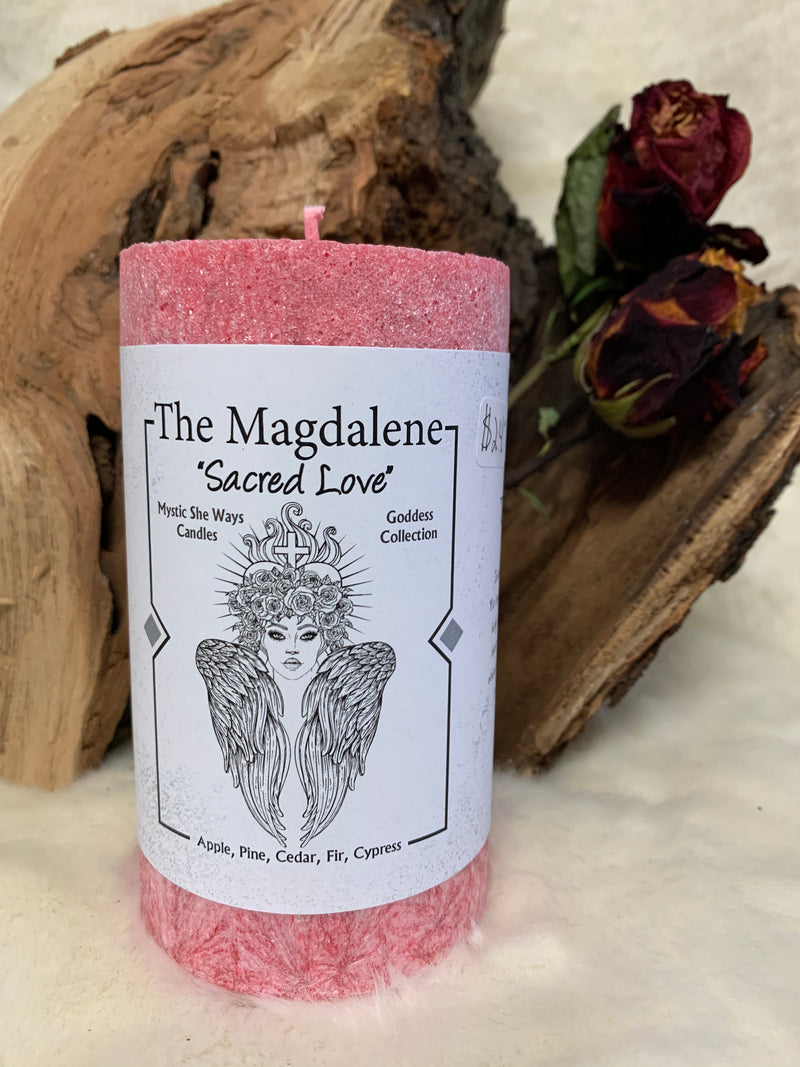 Magdalene Candle: Goddess Collection
