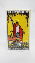 Load image into Gallery viewer, The Rider Waite Tarot Deck