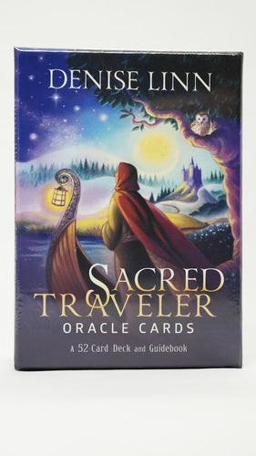 Sacred Travelers Oracle Cards