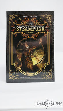 The Steampunk Tarot by Barbara Moore