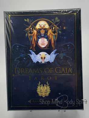 Dreams of Gaia Tarot by Ravynne Phelan